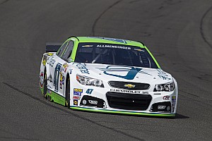 NASCAR Cup Preview Allmendinger talks Texas