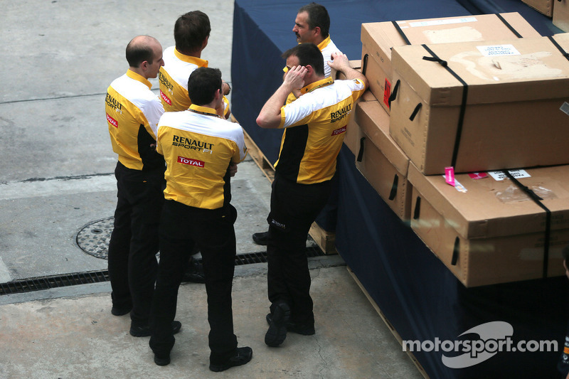 Renault Sport F1 previews Sakhir race