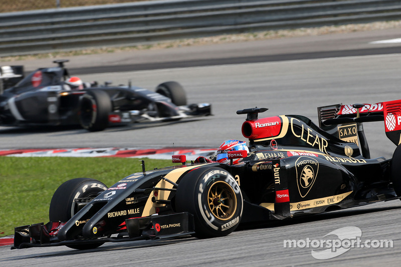 Lotus 'faster than Williams and McLaren' - Permane
