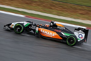 Formula 1 Breaking news Sahara Force India welcomes The Auden Mckenzie group as a team partner