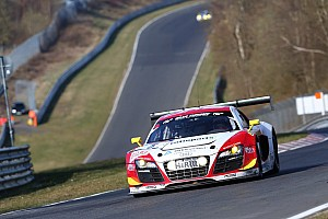 Endurance Preview Five Audi teams rely on the R8 LMS ultra in the Nürburgring 24 Hours