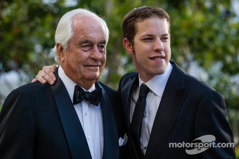 Penske inducted into Texas Motor Speedway HoF