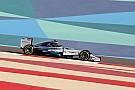 Rosberg on top as first in-season test begins in Bahrain