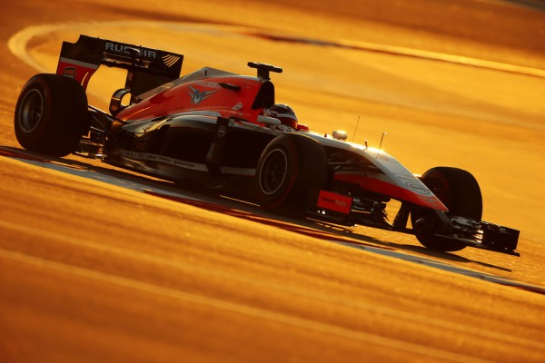 Marussia no longer owned by Russian supercar maker