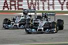 No 'harakiri' between Mercedes teammates - Wolff