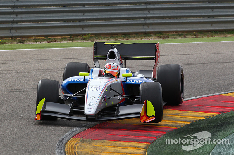 Draco brings Ghiotto and Fantin to the top 5  on the first day of the Monza weekend