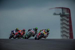 MotoGP Practice report A good start for Pramac Racing in Texas