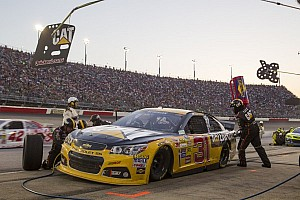 NASCAR Cup Race report RCR post race report - NSCS Darlington Raceway