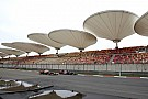 Normal Friday practice for Scuderia Toro Rosso at China