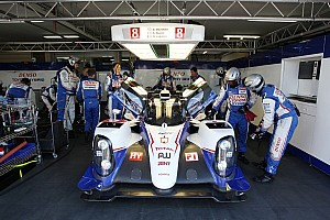 WEC Breaking news Yamaha continue partnership with Toyota Racing through 2014