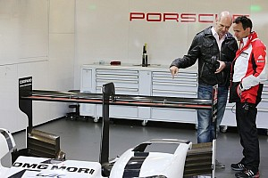 Formula 1 Breaking news Newey with Webber at Silverstone, not in China
