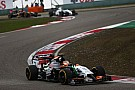 Another ten points for Sahara Force India in China
