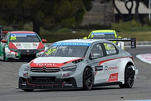 WTCC Race report Race 2 at Paul Ricard goes to Lopez