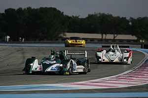 European Le Mans Race report Puncture costs Chandhok and Murphy Prototypes podium  at Silverstone