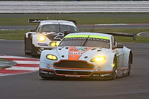 WEC Race report After the rain in Silverstone, a podium for Stefan Mücke