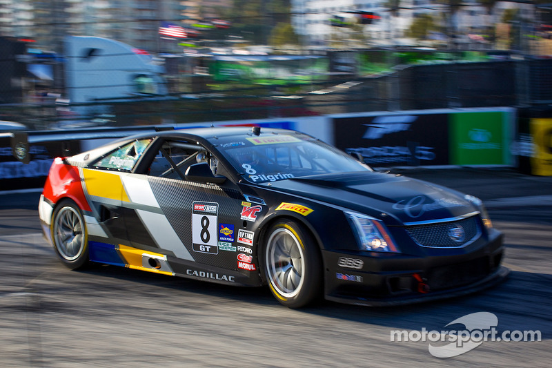 Team Cadillac ready for first-time Barber run