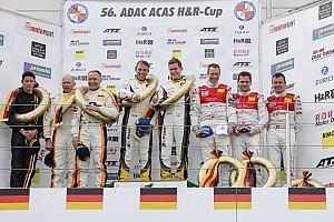 Endurance Race report Winning feeling for Marc VDS at VLN3