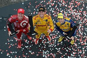 IndyCar Race report Hunter-Reay captures back-to-back win at Barber Motorsports Park