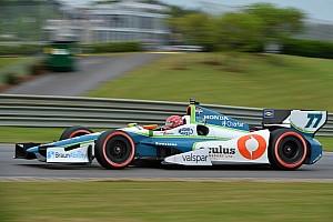 IndyCar Race report KVSH Racing driver Sebastien Bourdais finishes 15th in Alabama
