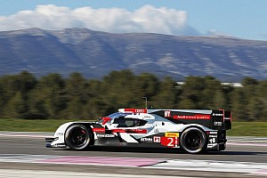 Le Mans Analysis Audi R18 e-tron quattro with complex electronic architecture