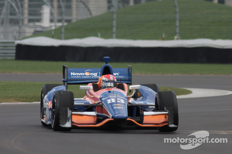 IndyCars to NOLA Motorsports Park: from great idea to great success