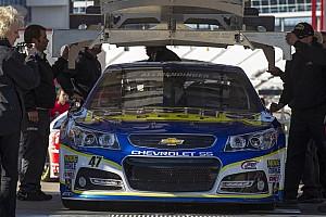 NASCAR Cup Preview JTG Daugherty Racing Kansas preview