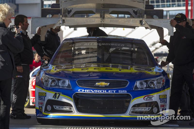JTG Daugherty Racing Kansas preview