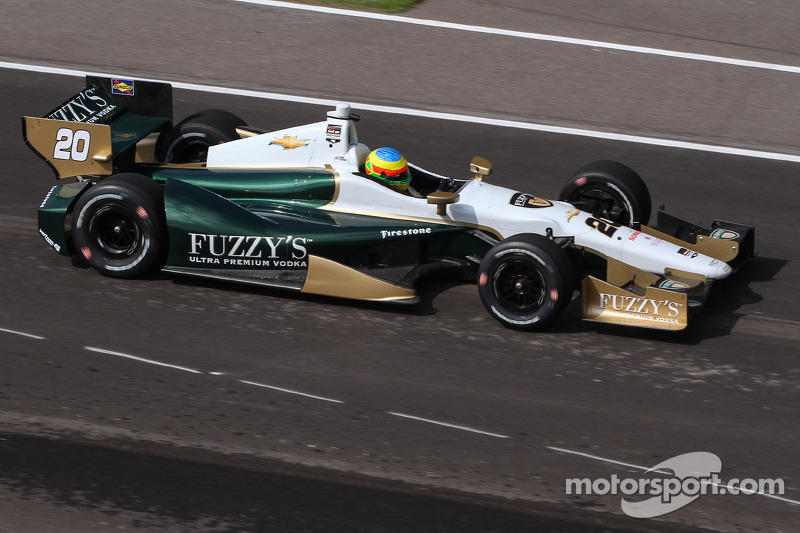 Mike Conway returns to Indianapolis Motor Speedway with renewed excitement