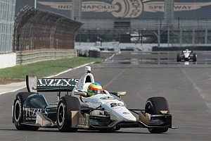 IndyCar Practice report Tough day for Mike Conway Thursday in opening day of action at Grand Prix Of Indianapolis