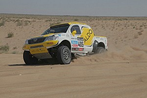 Cross-Country Rally Breaking news ALDO Racing to compete in the Mexican 1000 Rally in the RAWD Class