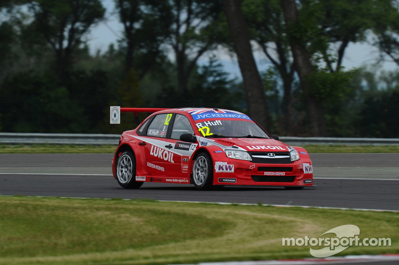 High drama in Slovakia as LADASport break into Qualifying 2 for the first time in 2014