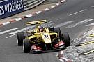 Blomqvist masters the weather at Pau