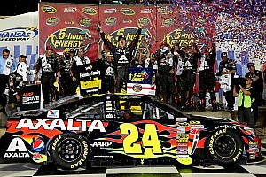 NASCAR Cup Analysis Keeping Pace: Jeff Gordon hopes to continue championship push