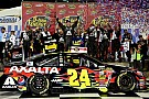 Keeping Pace: Jeff Gordon hopes to continue championship push