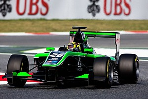 GP3 Race report Yelloly logs seventh and ninth at GP3 opener