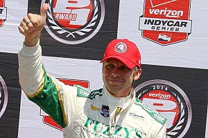 IndyCar Qualifying report Carpenter claims Indianapolis 500 pole for second consecutive year