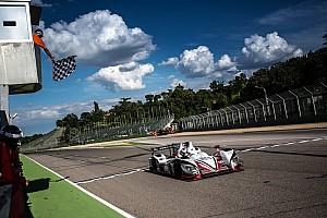 European Le Mans Race report Zytek Z11SN wins in Imola