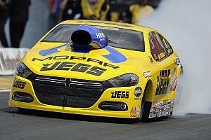 NHRA Preview Pro stock driver Jeg Coughlin in prime position to repeat victory at Kansas Nationals
