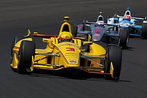 IndyCar Preview Chevrolet dual at Detroit