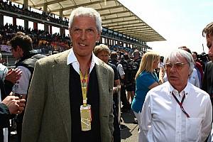Formula 1 Breaking news Pirelli president responds to F1 'criticism'
