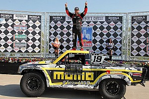 Offroad Race report Viso wins in first TRAXXAS Truck Race at the Detroit Belle Isle Grand Prix