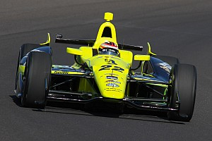 IndyCar Analysis Sage Karam was the true ROTY at Indianapolis