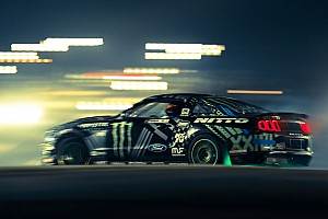 Formula Drift Breaking news Ford returns to Formula DRIFT with Top Mustang team and 2014 Fiesta ST Giveaway