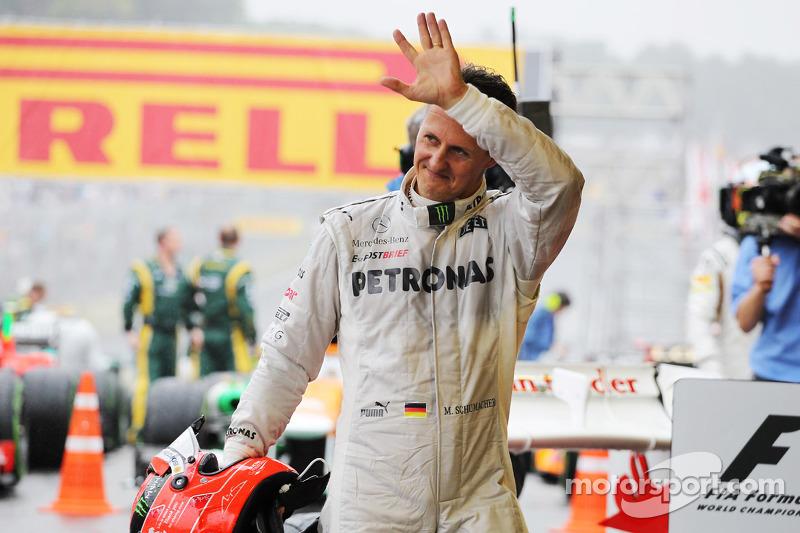 Manager denies latest Schumacher rumours