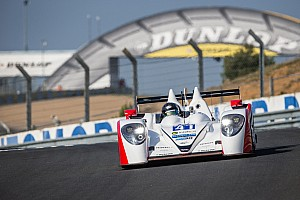 Le Mans Testing report Greaves Motorsport enjoys successful Official Test Day at Le Mans