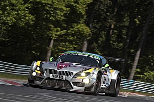 Endurance Preview More BMW Z4 GT3s in action in the Ardennes