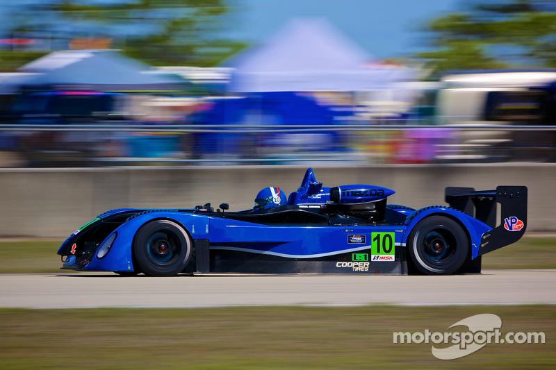 Mikhail Goikhberg takes IMSA Lites race at Kansas Speedway