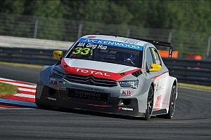 WTCC Race report Ma Qing Hua in Moscow is the first Chinese driver to win a WTCC race