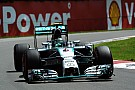 Hamilton retires and Rosberg finished in second place in an incredible Canadian GP