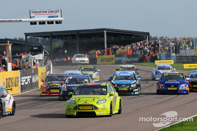 British Touring Car Championship begins mandatory 'zero-tolerance'  alcohol testing